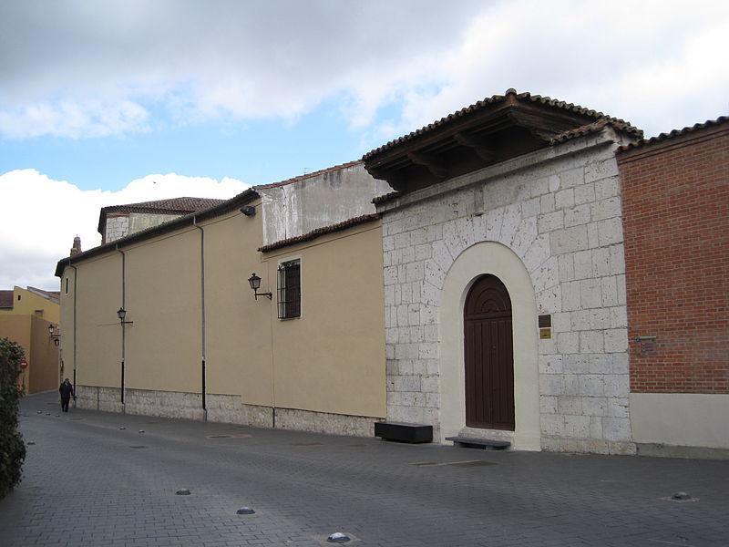 File:Santa Isabel de Hungría Valladolid.jpg