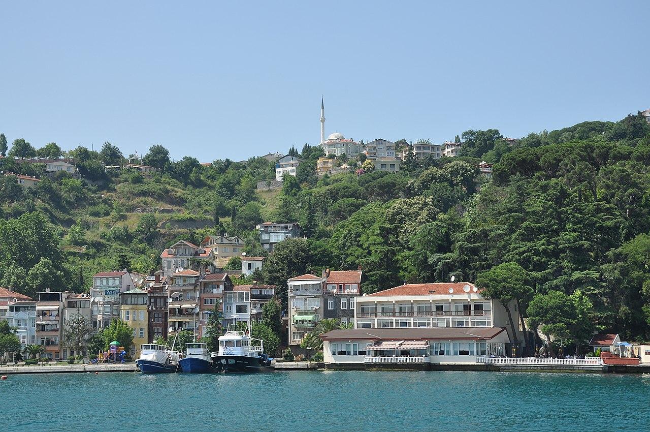 C A Turkey Istanbul File:Sarıyer town in ...