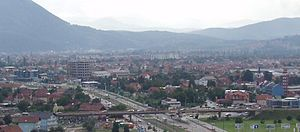 Bosnian uprising (1831–32) - Stup today: the eastern Sarajevo locality was the scene of Husein Gradaščević's final battle.