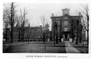 Sayre School Independent school in Lexington, Kentucky, United States