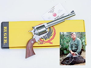 Ruger Blackhawk - Ruger New Model Super Blackhawk and Javalina