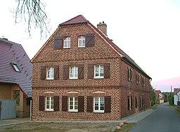 Schäferweg in Hoyerswerda