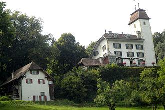Rümligen - Rümligen Castle in Rümligen