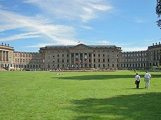Museumslandschaft Hessen Kassel - Schloss Wilhelmshöhe