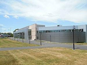 Schneider Arena - Image: Schneider Arena, Providence College, Providence RI