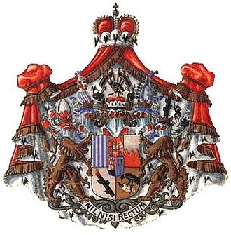 House of Schwarzenberg - Image: Schwarzenberg Sekundogenitur Orlik Branch Coat of Arms