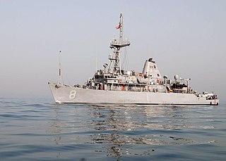 USS <i>Scout</i> (MCM-8) Avenger-class mine countermeasures ship
