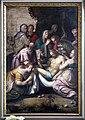 Scuola del naldini, deposizione di Cristo dalla croce, 1590 ca.jpg
