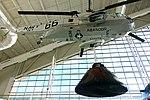 Sea King lifting Apollo Command Module at Evergreen Aviation & Space Museum - Evergreen Aviation & Space Museum - McMinnville, Oregon - DSC00829.jpg