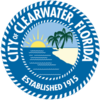 Official seal of Clearwater, Florida