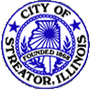 Seal of Streator, Illinois.png