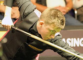 Sean O'Sullivan (snooker player) - 2012 Paul Hunter Classic