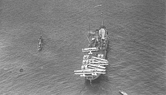 Spanish seaplane carrier Dédalo - Image: Seaplane carrier Dédalo, September 1925