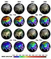 Seasonal Changes in Earth's Surface Albedo (5278071440).jpg