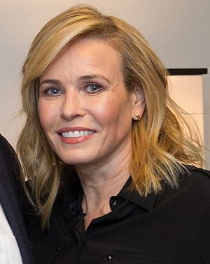 Chelsea Handler - Handler in October 2016