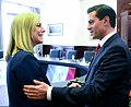 Sec Nielsen meets with Mexican President EPN in Mexico City.jpg