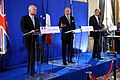 Secretary Kerry, P3 Foreign Ministers Hold News Conference About Syria (9771509475).jpg