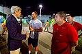 Secretary Kerry Speaks with U.S. Tennis Player Steve Johnson After He Wins A Match (28736164291).jpg