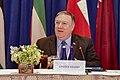 Secretary Pompeo Participates in a GCC+2 Meeting in New York City (44248414324).jpg