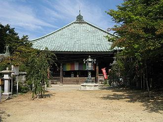 Saigoku Kannon Pilgrimage - Sefuku-ji