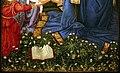 Seguace di filippo lippi, adorazione del bambino, 1460 ca. 03.jpg