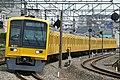Seibu 6000 Series set 6157 Fliner Rapid Express 20160328.jpg