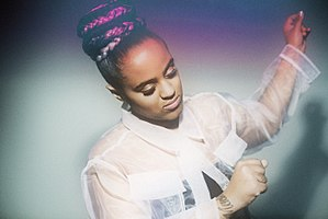 Seinabo Sey - Seinabo Sey in 2014.