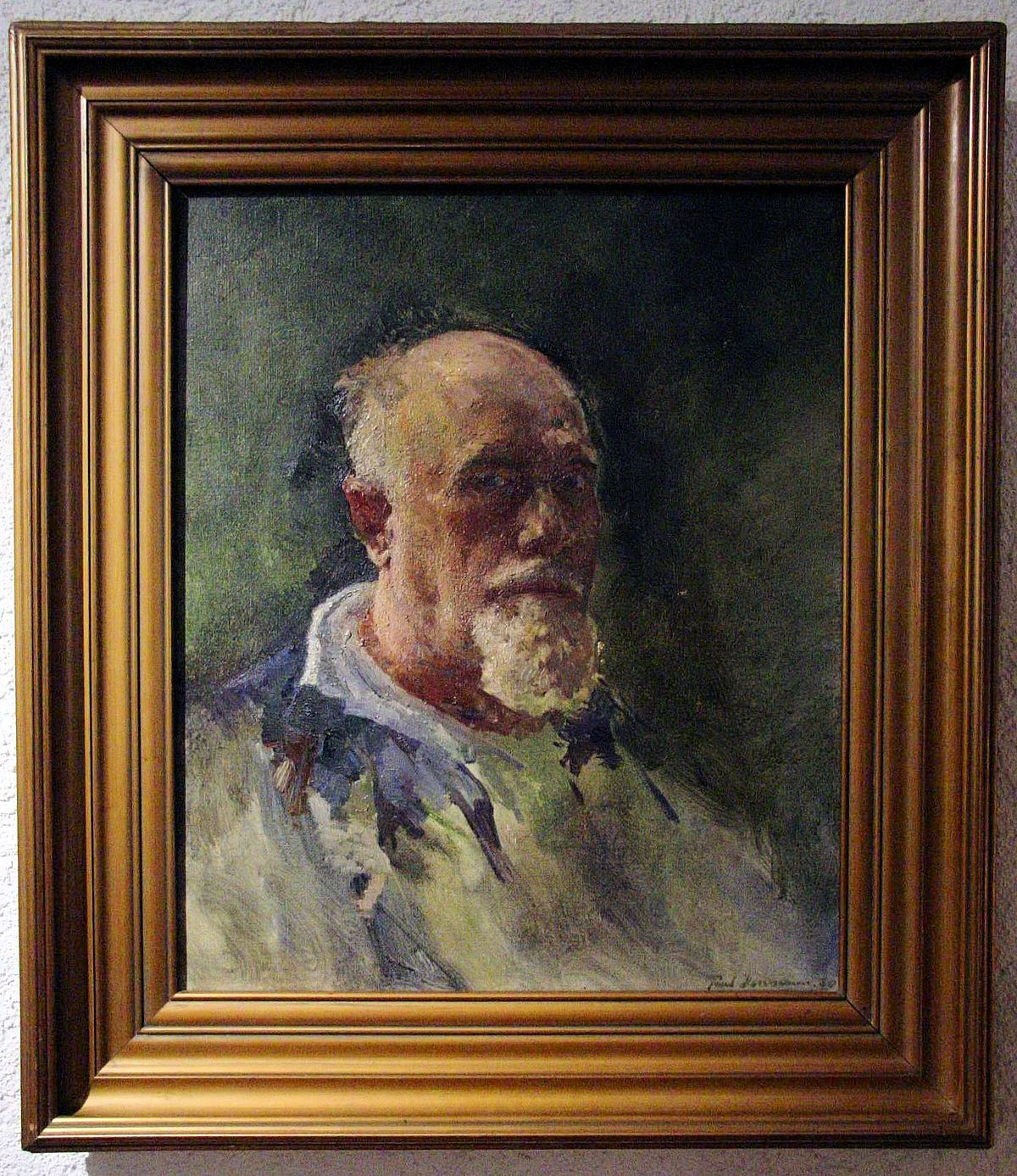 Paul herrmann peintre wikip dia for Biographie artiste peintre