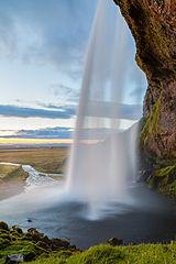 Seljalandsfoss, Suðurland, Islandia, 2014-08-16, DD 189-191 HDR.JPG