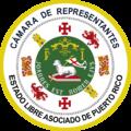 Sello Oficial de la Cámara de Representantes de Puerto Rico.png