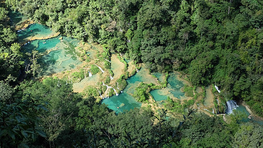 Semuc Champey, Guatemala places to visit in Guatemala