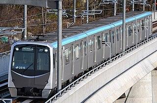 Sendai Subway Tōzai Line Metro line in Sendai, Japan