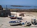 Sennen harbour slip - geograph.org.uk - 1406816.jpg