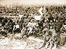 Сербы на Корфу, 1916—1918