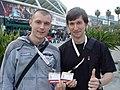 Sergey Grigorovich and Oleg Yavorsky.jpg