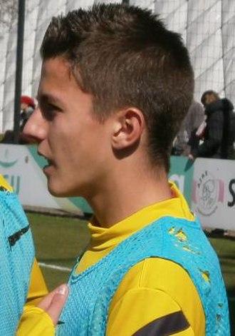 Sergi Palencia - Palencia in 2012