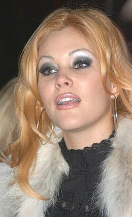 Shanna Moakler, Playboy Mansion.JPG