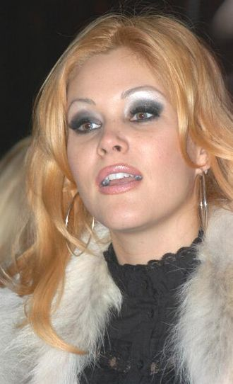 Shanna Moakler - Moakler at a party at the Playboy Mansion, December 2006