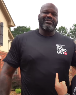 Shaquille ONeal American basketball player and Investor