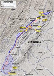 Shenandoah Valley August-October 1864