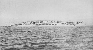 Shimane Maru-class escort carrier - Image: Shimane Maru 1946