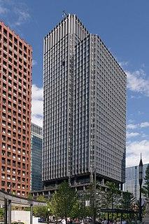 Shin-Marunouchi Building skyscraper
