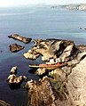 Ship aground - geograph.org.uk - 912453.jpg