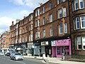 Shops on Clarkston Road (geograph 3438649).jpg