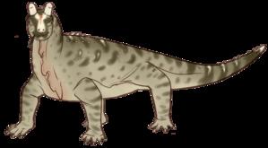 Shringasaurus - Restoration