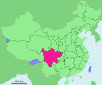 La provincia dello Sichuan