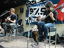 Sick Puppies 2008. nastup u Wilkes-Barre, Pennsylvania