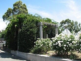 Sidney Myer - Image: Sidney Myer grave 2