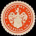 Siegelmarke Magistrat der Stadt - Nienburg an der Weser W0246635.jpg