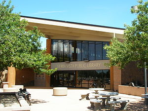 Sierra Vista, Arizona - Sierra Vista Public Library